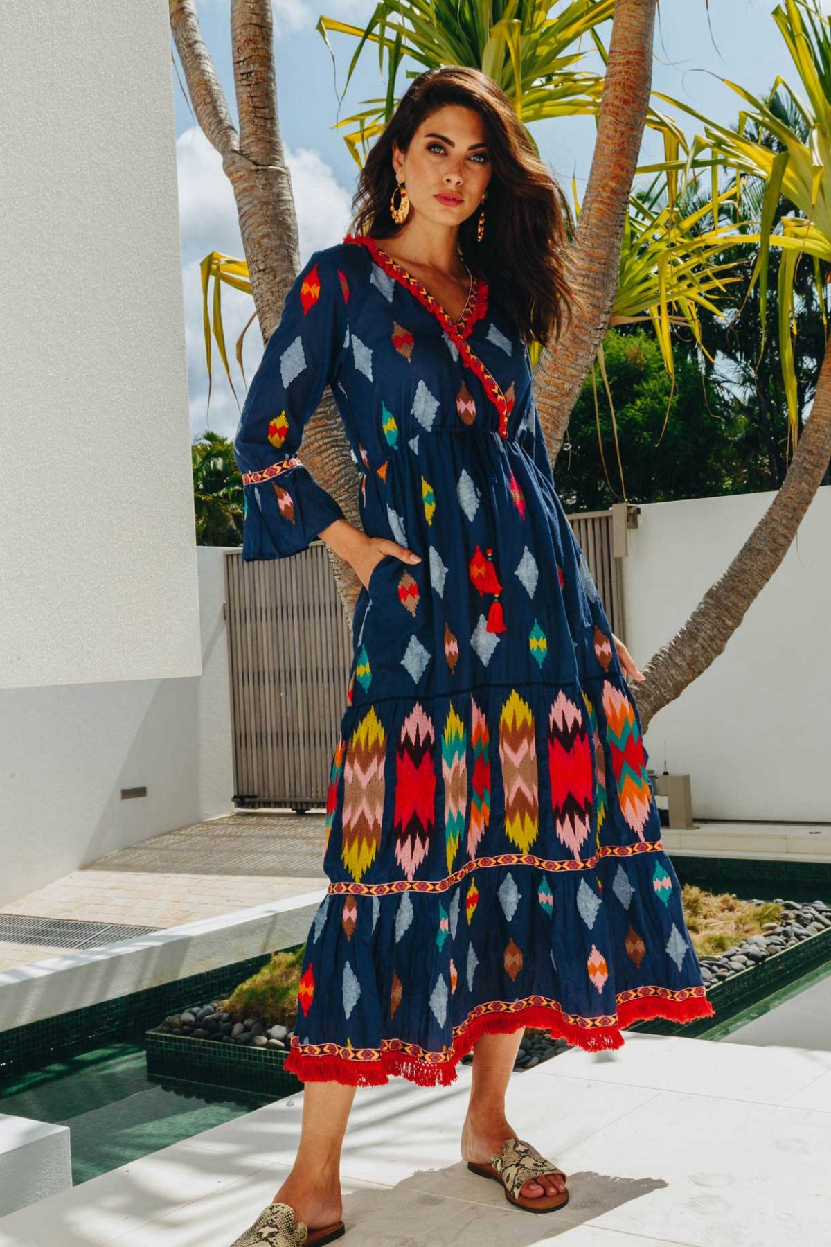 Lulasoul Aztec Maxi collection July 2019