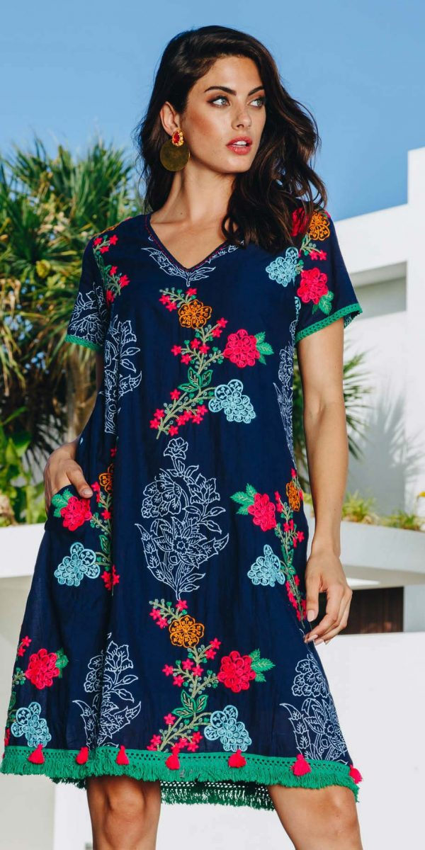 Lulasoul Buenos Dress collection October 2019
