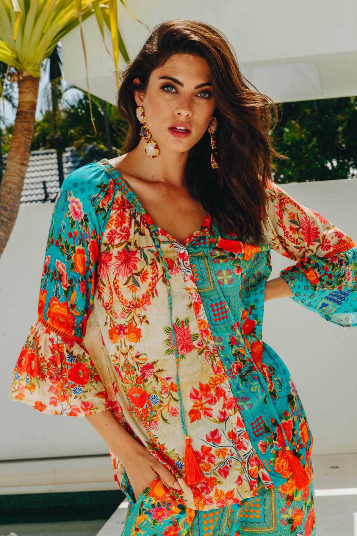 Lulasoul Capri Top collection September 2019