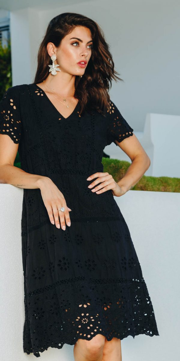 Lulasoul Floreana Dress collection September 2019