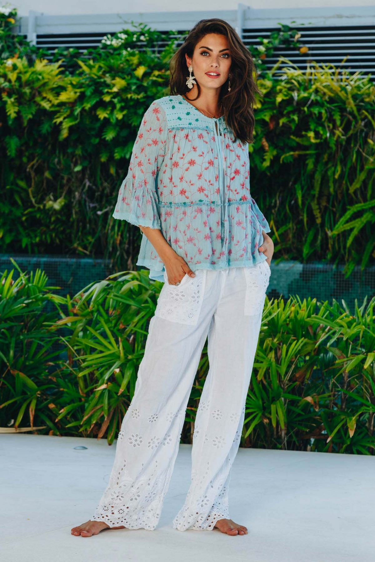 Lulasoul Floreana Pant collection September 2019