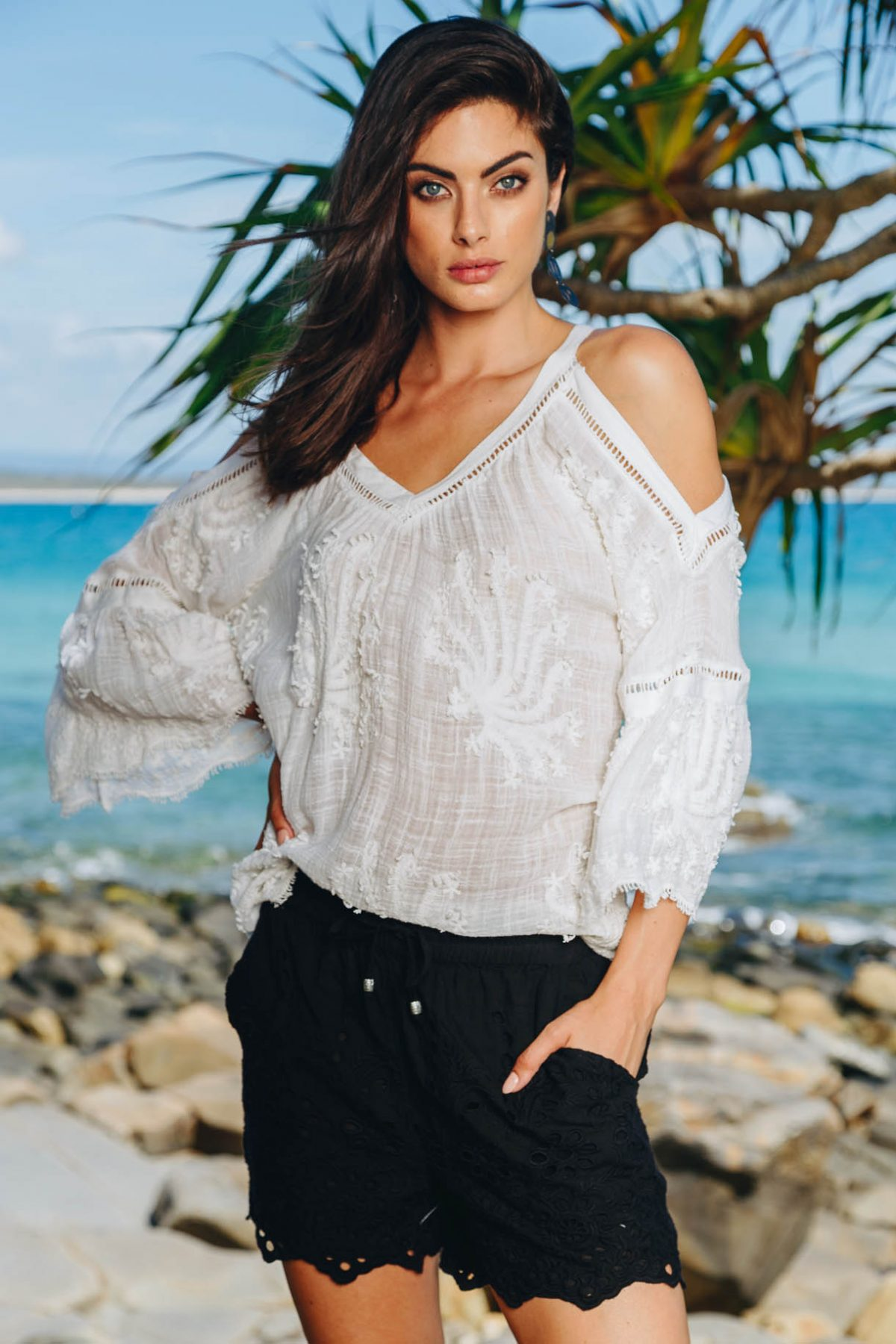 Lulasoul Floreana Short collection September 2019