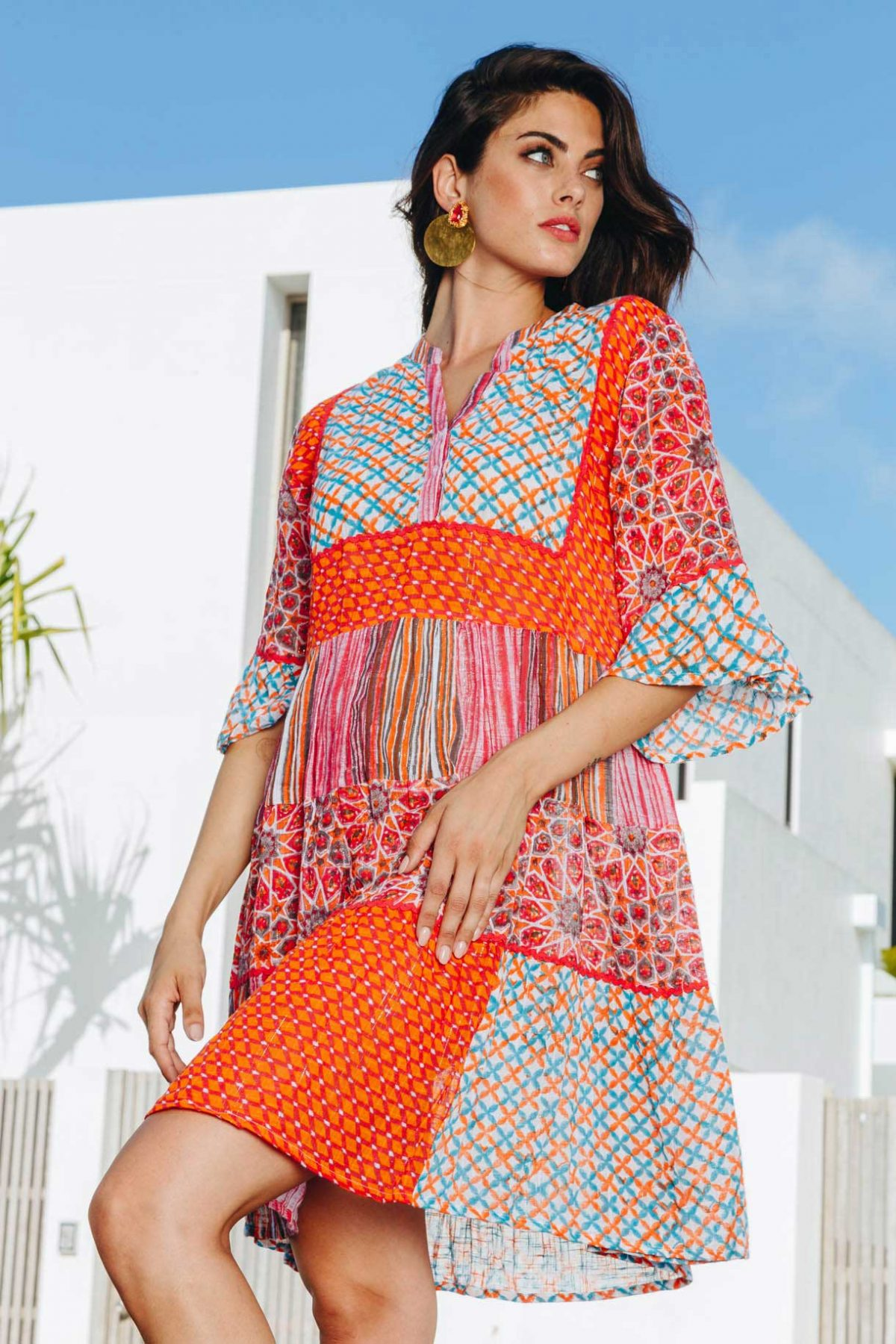 Lulasoul Menita Dress collection October 2019