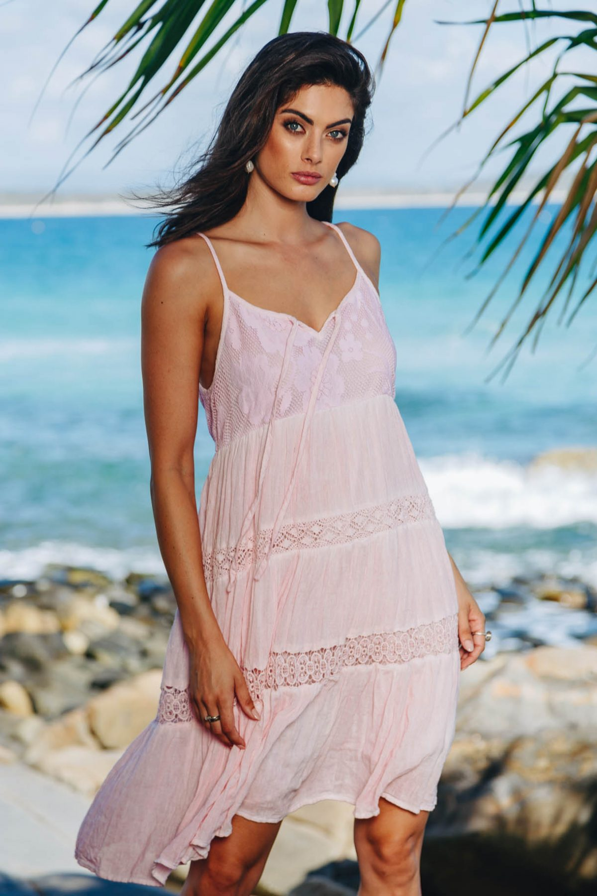 Lulasoul Mila Sundress collection September 2019