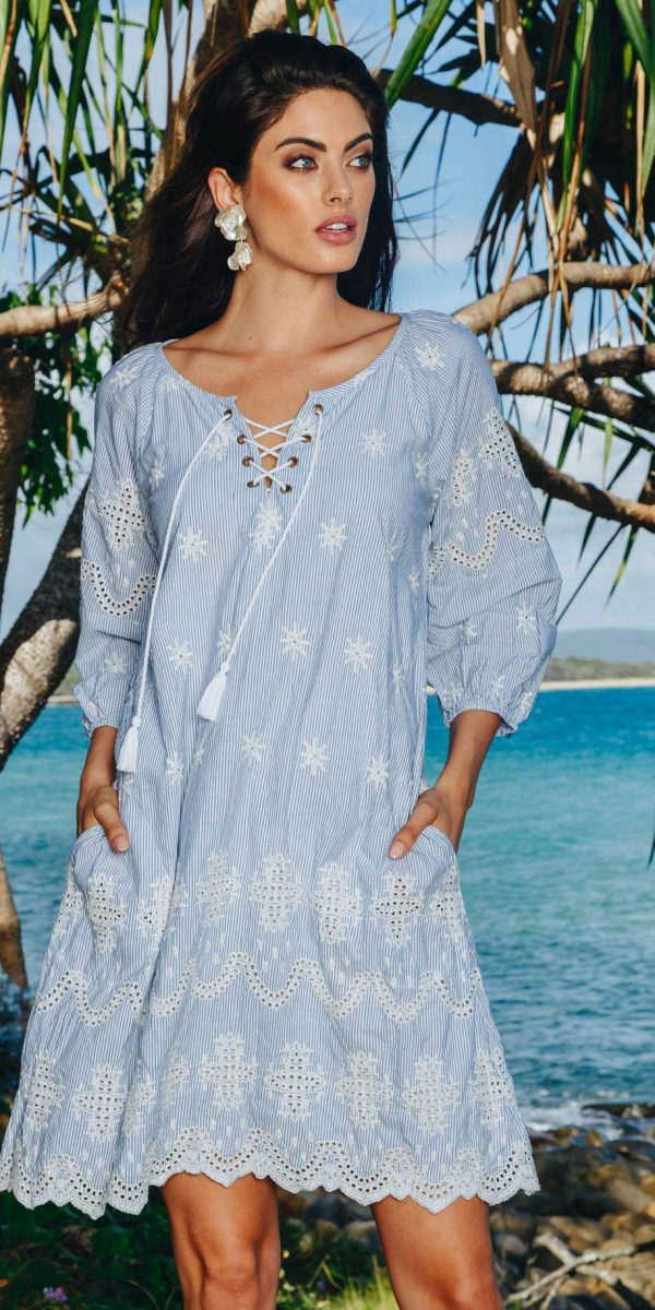 Lulasoul Odette Dress collection August 2019