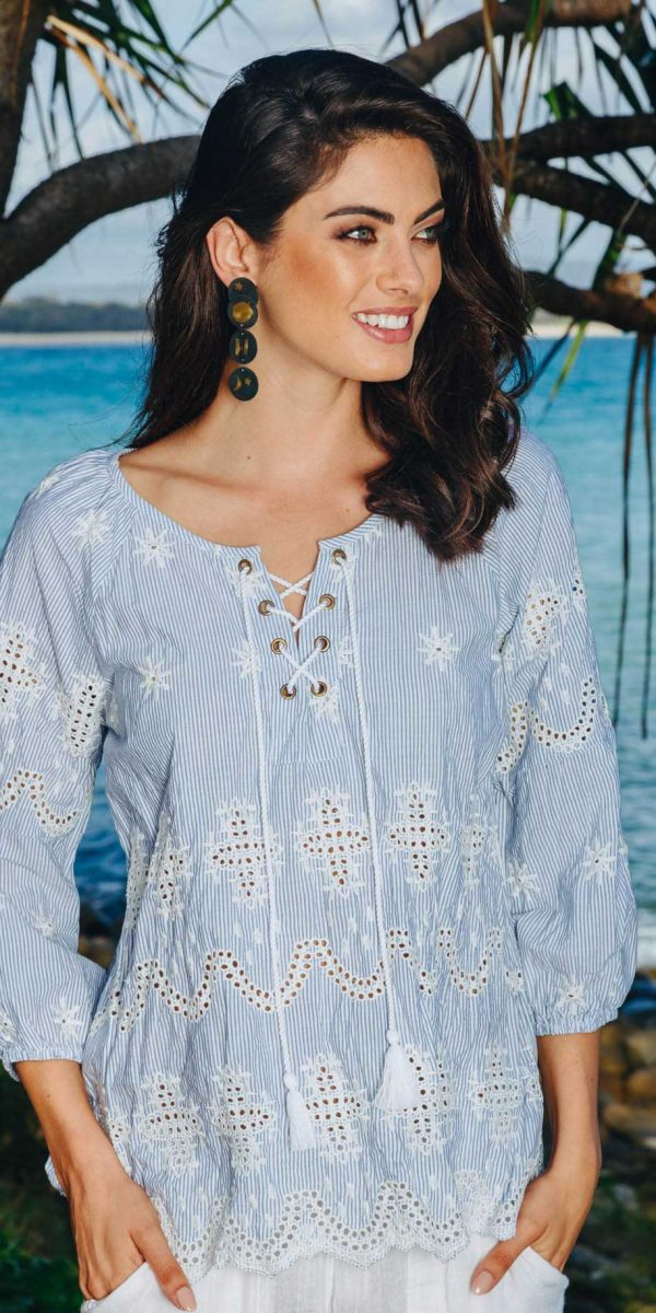 Lulasoul Odette Top collection August 2019