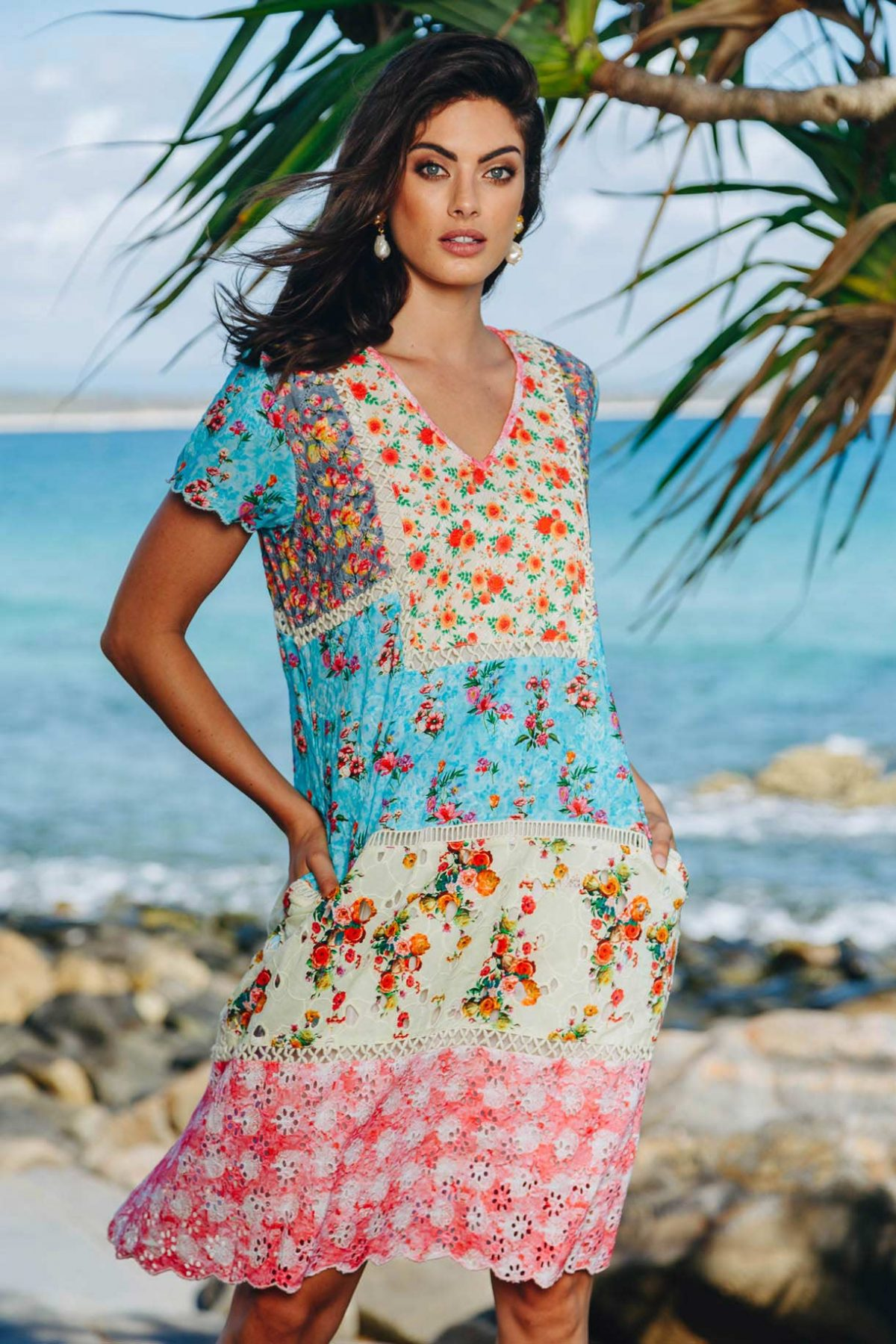 Lulasoul Petra Dress collection October 2019