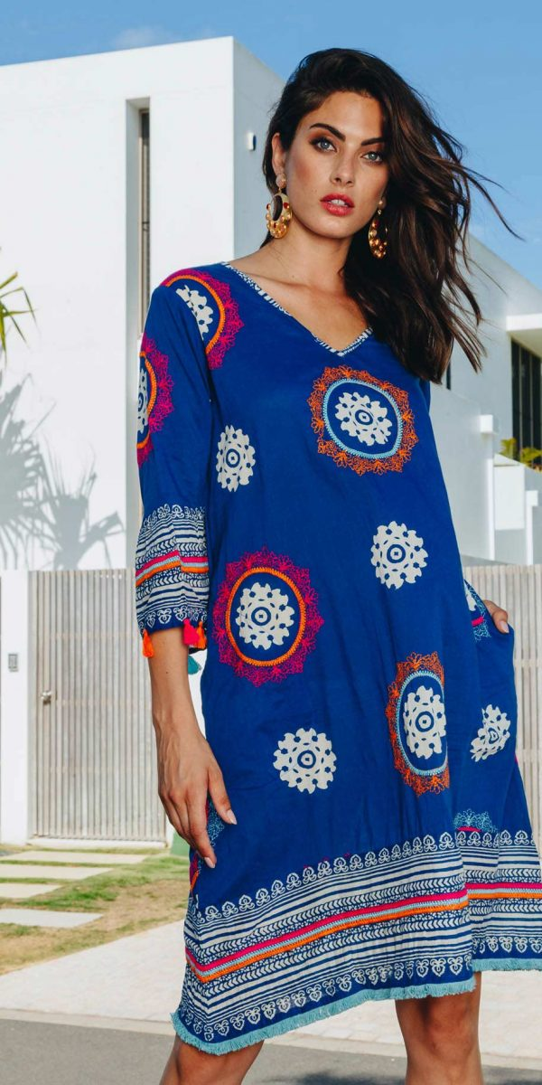 Lulasoul Pipa Dress collection September 2019