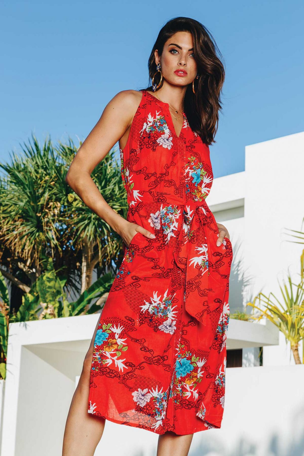 Lulasoul San Andres Maxi collection July 2019