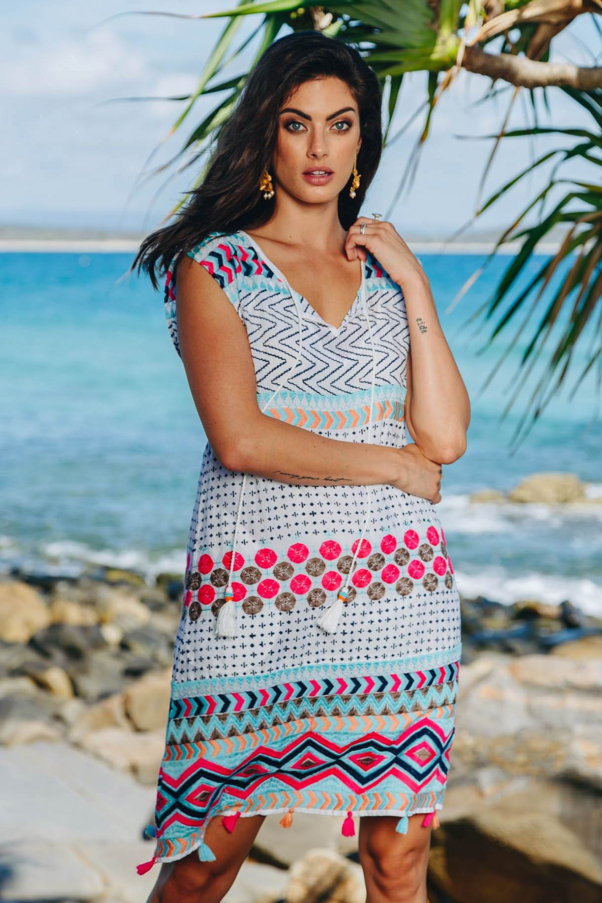 Lulasoul San Pedro Dress collection October 2019