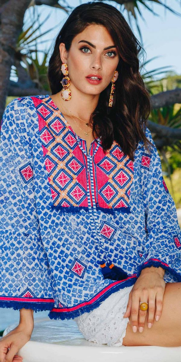 Lulasoul Santiago Top collection October 2019