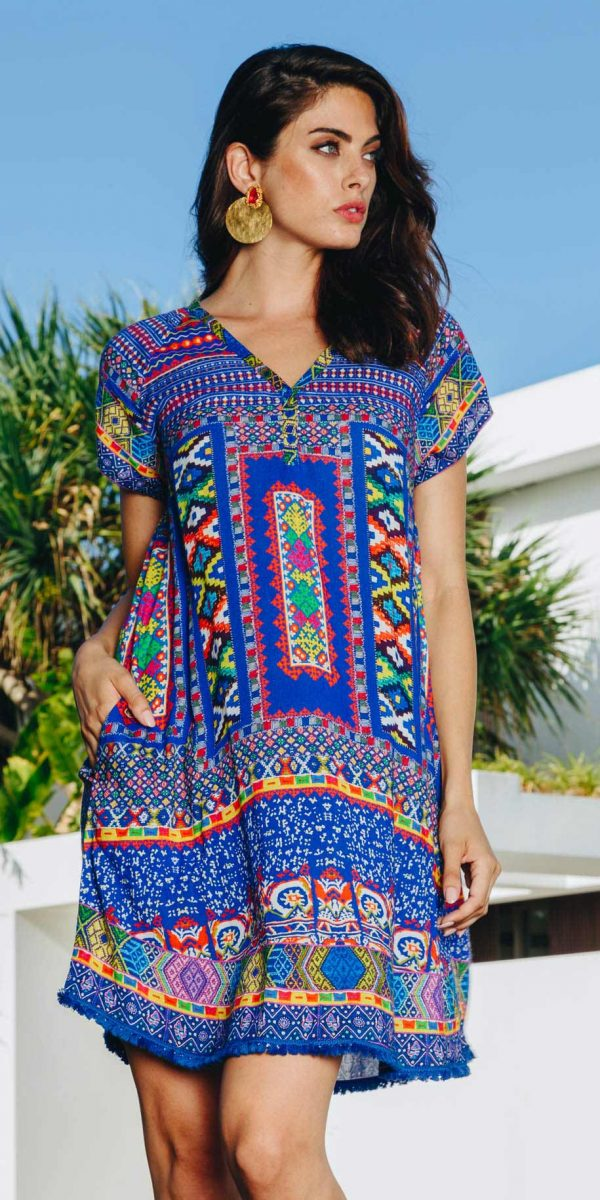 Lulasoul Tango Dress collection August 2019