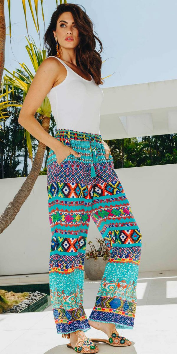 Lulasoul Tango Pant collection August 2019