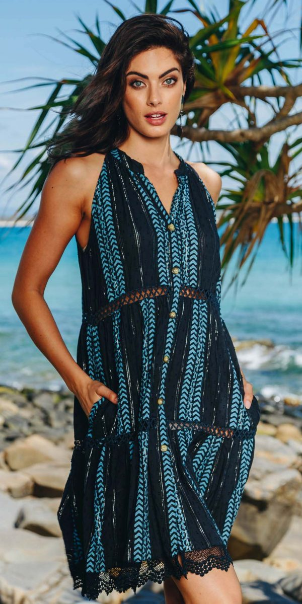 Lulasoul Tula Sundress collection August 2019