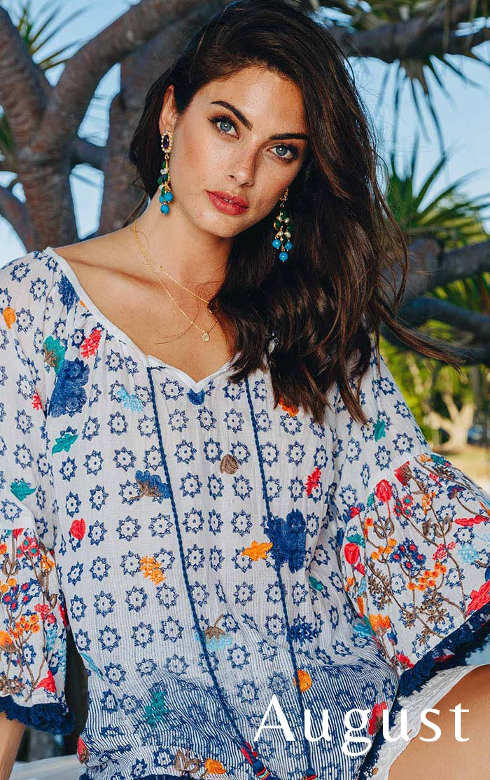 Lulasoul August 2019 - Spring collection 2019