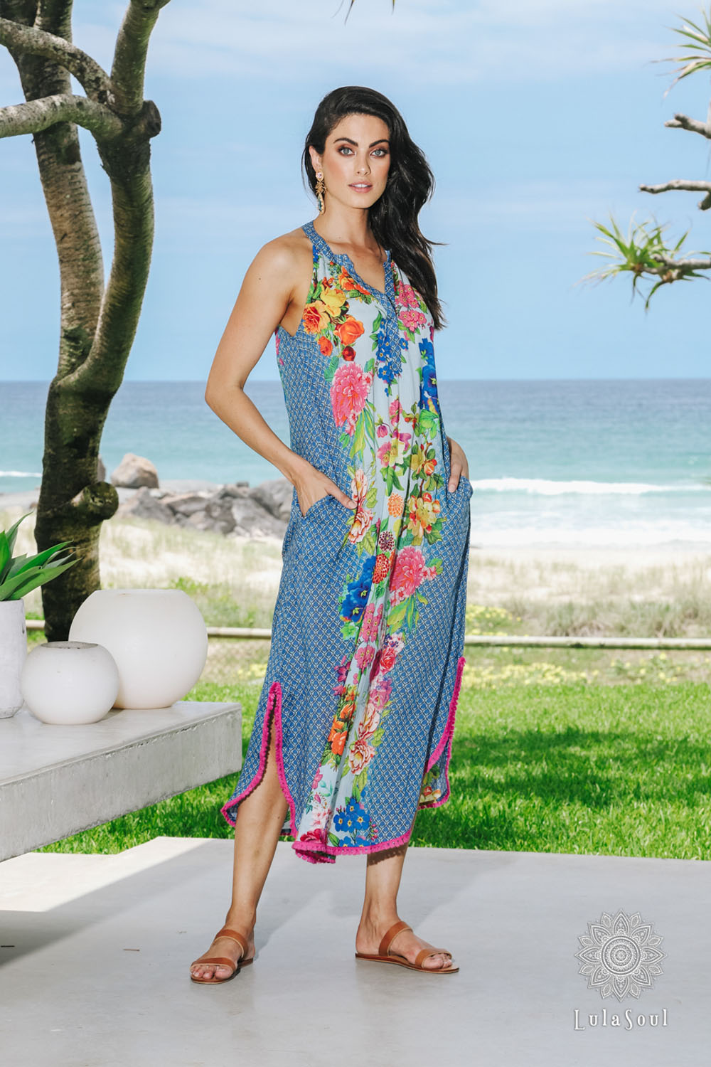 Lulasoul Carmen Maxi collection Aug-20