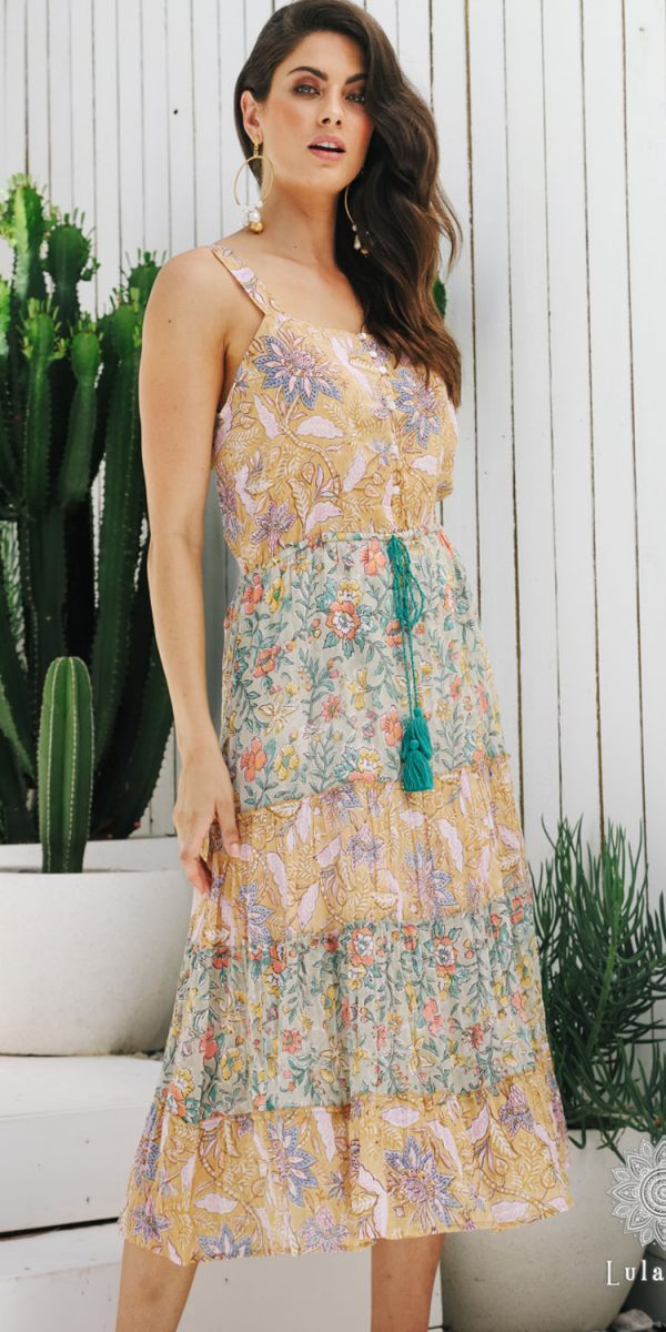 Lulasoul Gaby Sundress collection Aug-20