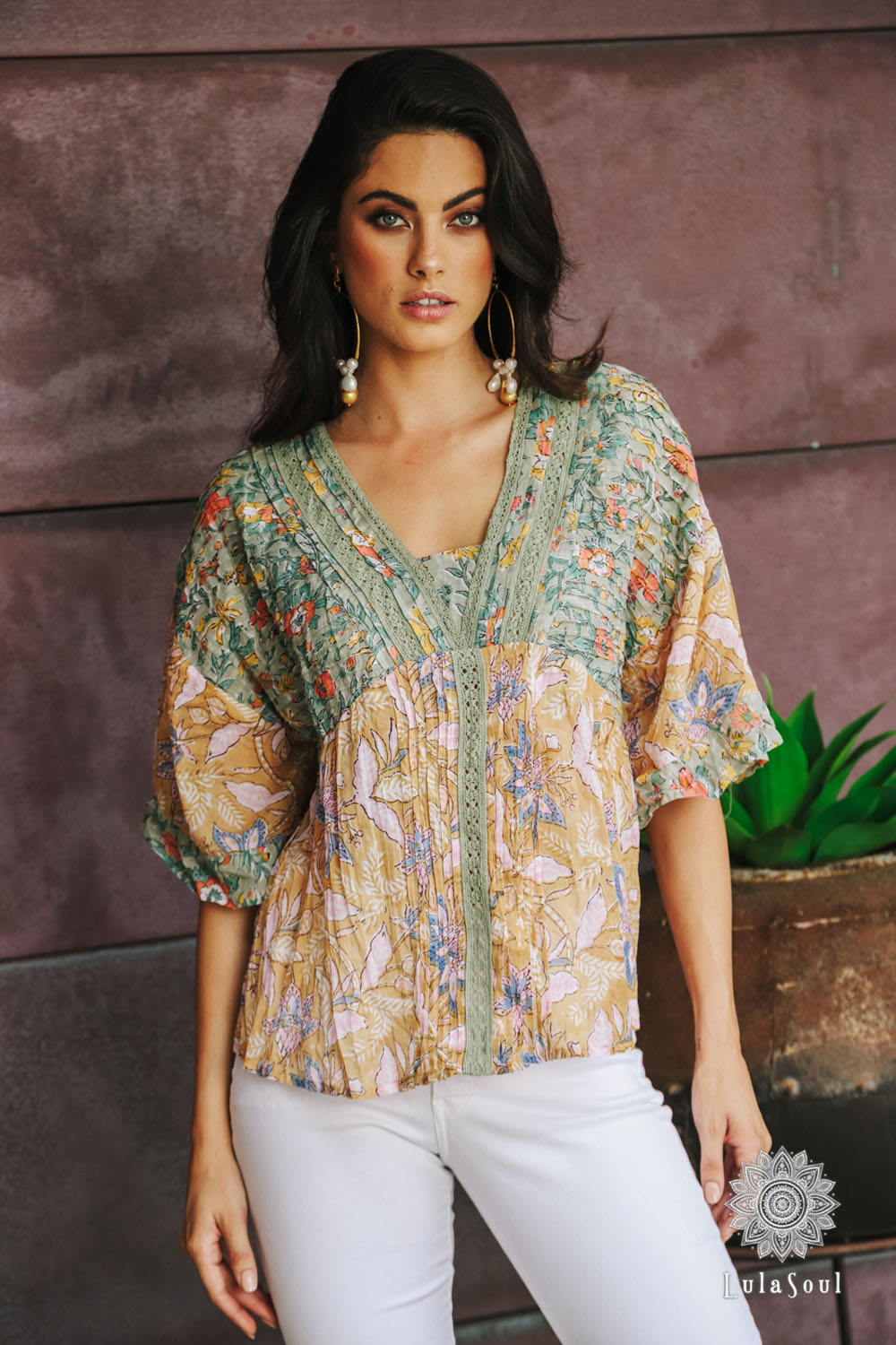 Lulasoul Gaby Top collection Aug-20