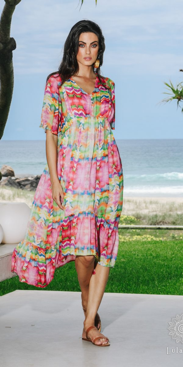 Lulasoul Augusta Dress collection Oct-20