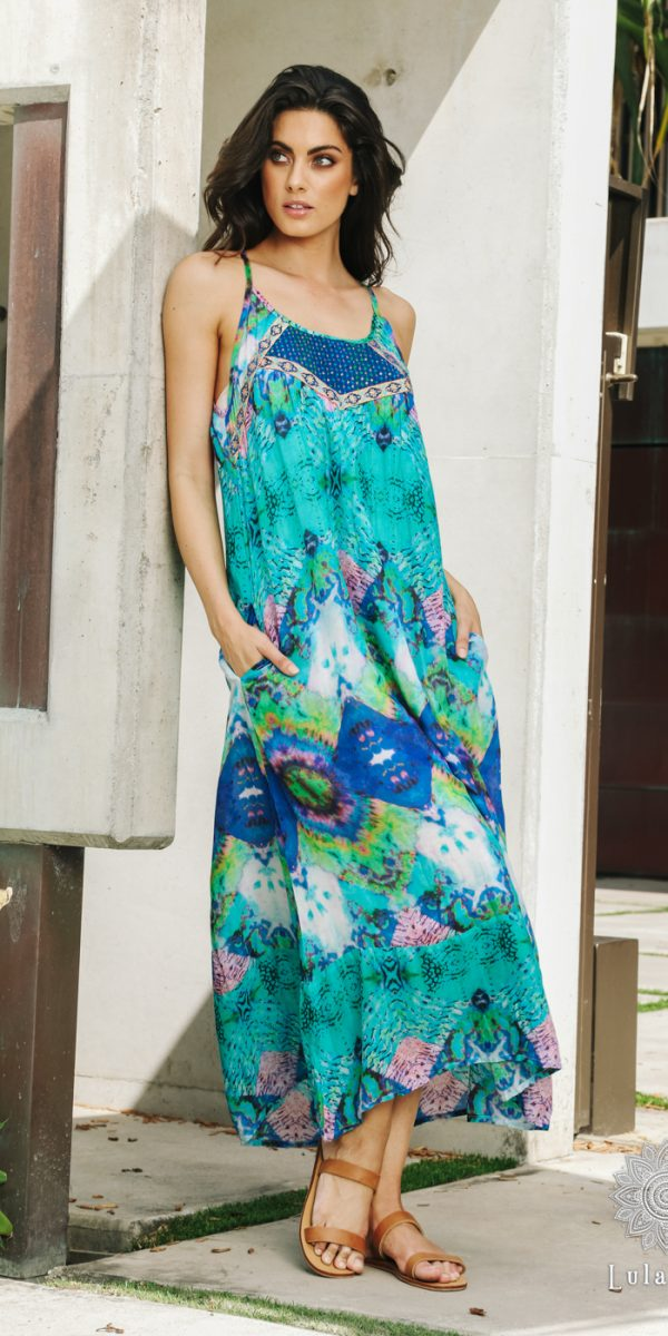 Lulasoul Lena Maxi Ocean collection Oct-20