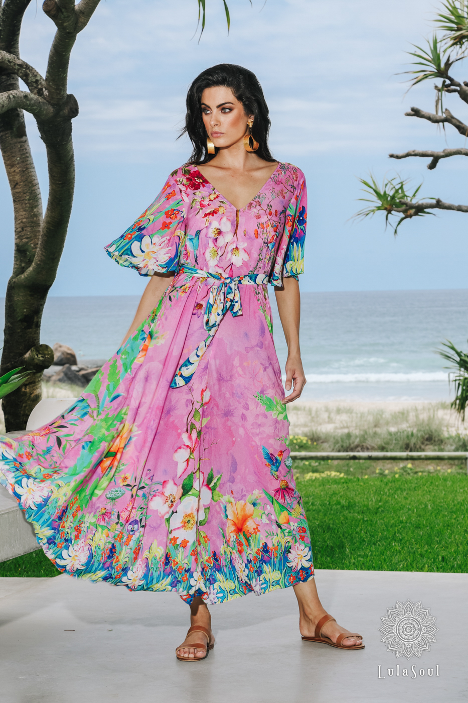 Lulasoul Paradise Maxi Orchid collection Oct-20