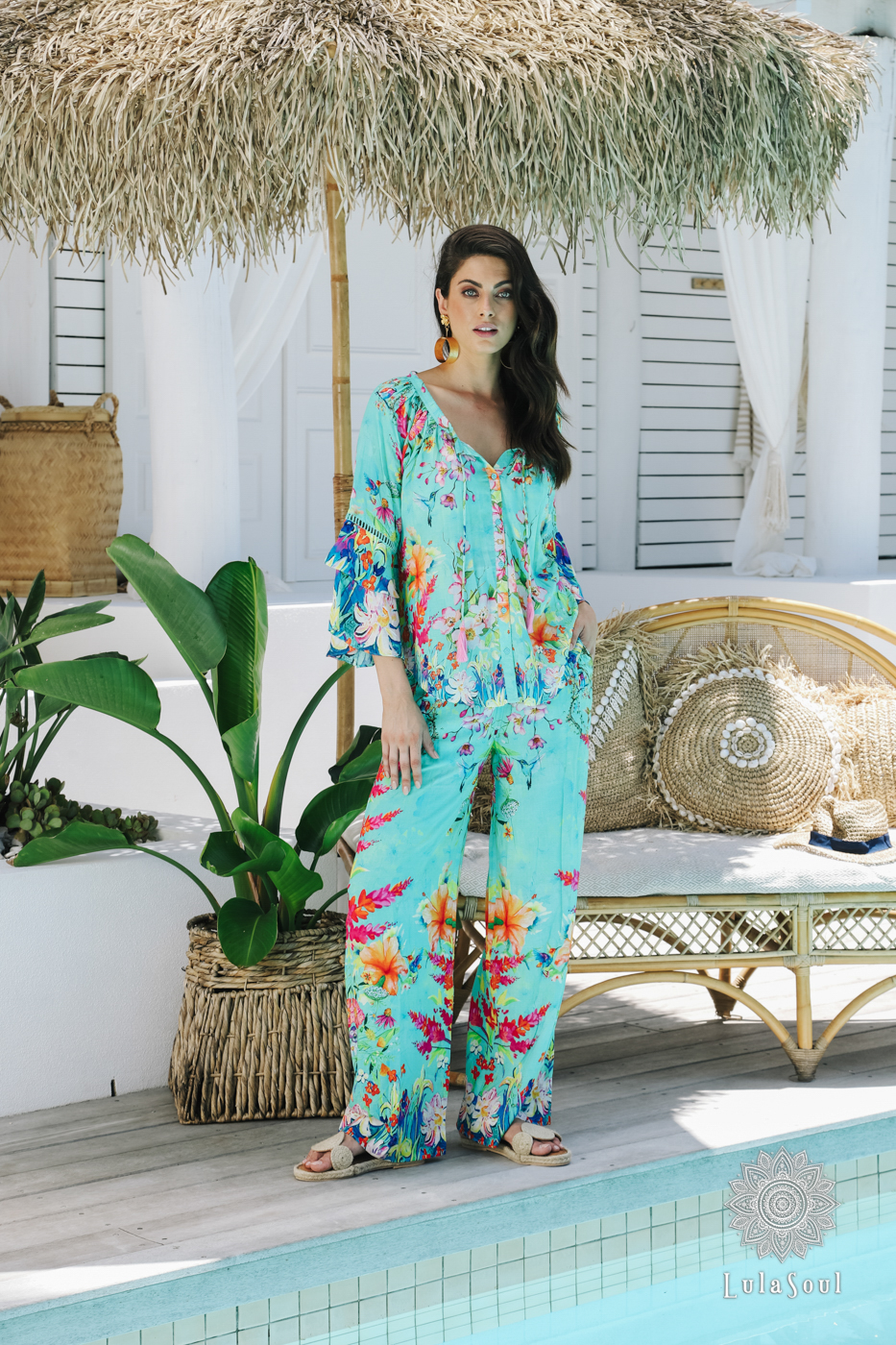Lulasoul Paradise Top Sea collection Oct-20