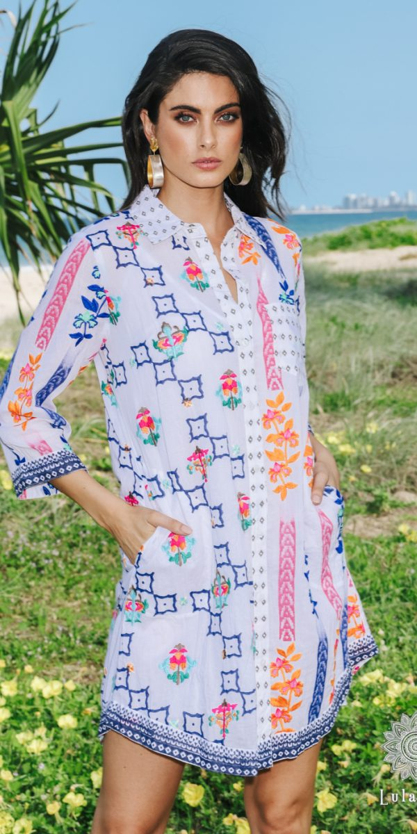 Lulasoul Tenelle Shirtmaker collection Sep-20